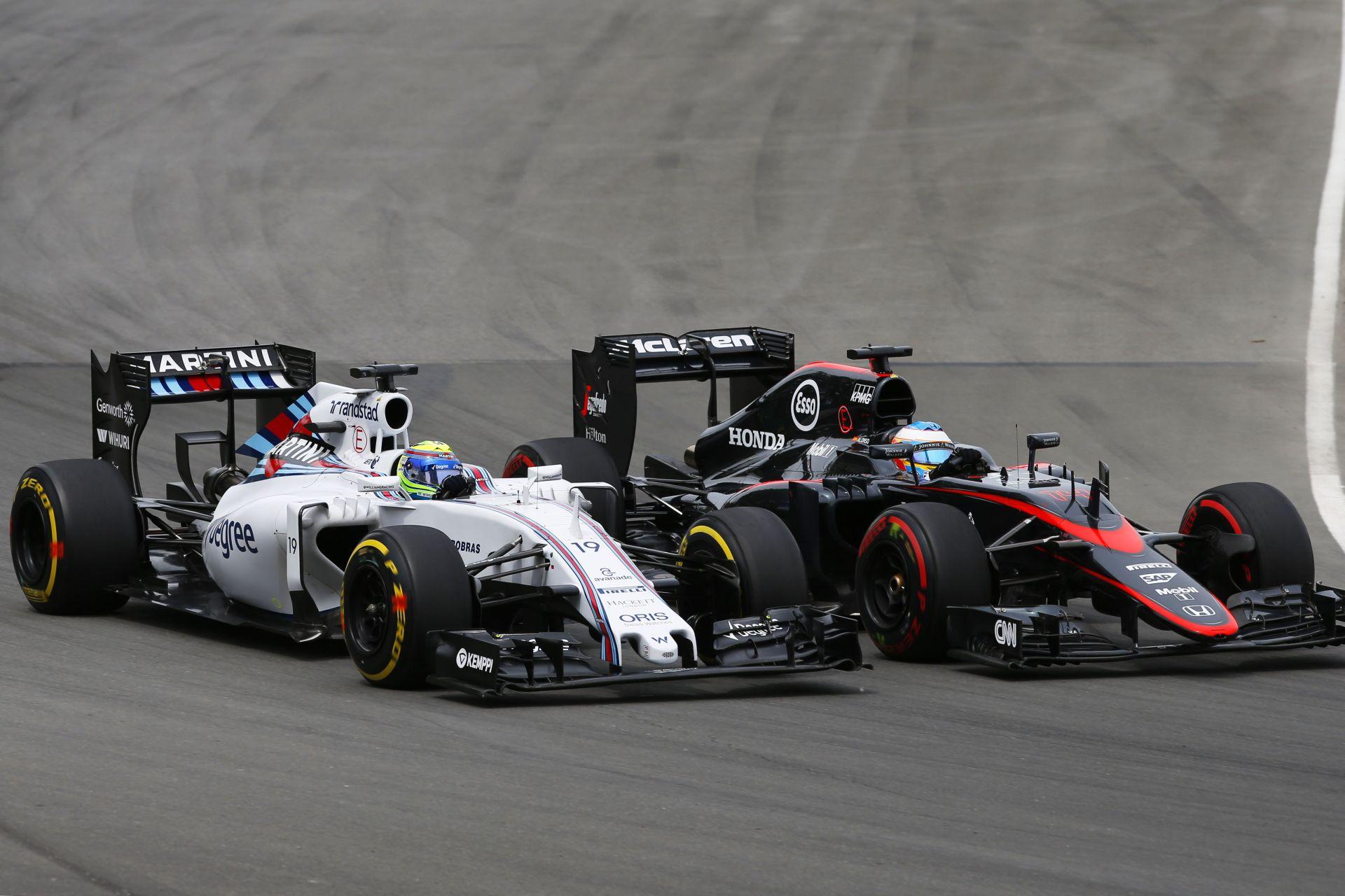 A Mercedes és Hamilton pozitív, a McLaren és Alonso negatív rekordokat dönt meg...