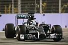 Szingapúri Nagydíj 2014: Hamilton volt a leggyorsabb a versenyen