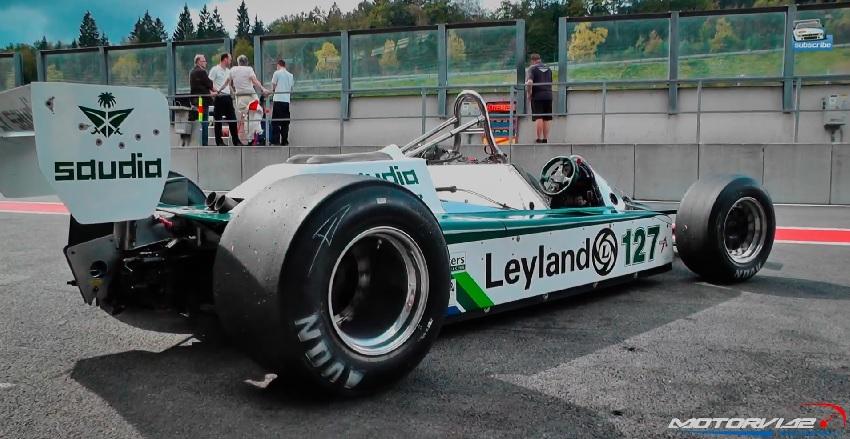 Így szóltak a 80-as években az F1-es turbómotorok: Fantasztikus felvételek