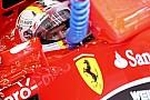 Vettel sisakja is fontos aerodinamikai elem a Ferrarinál
