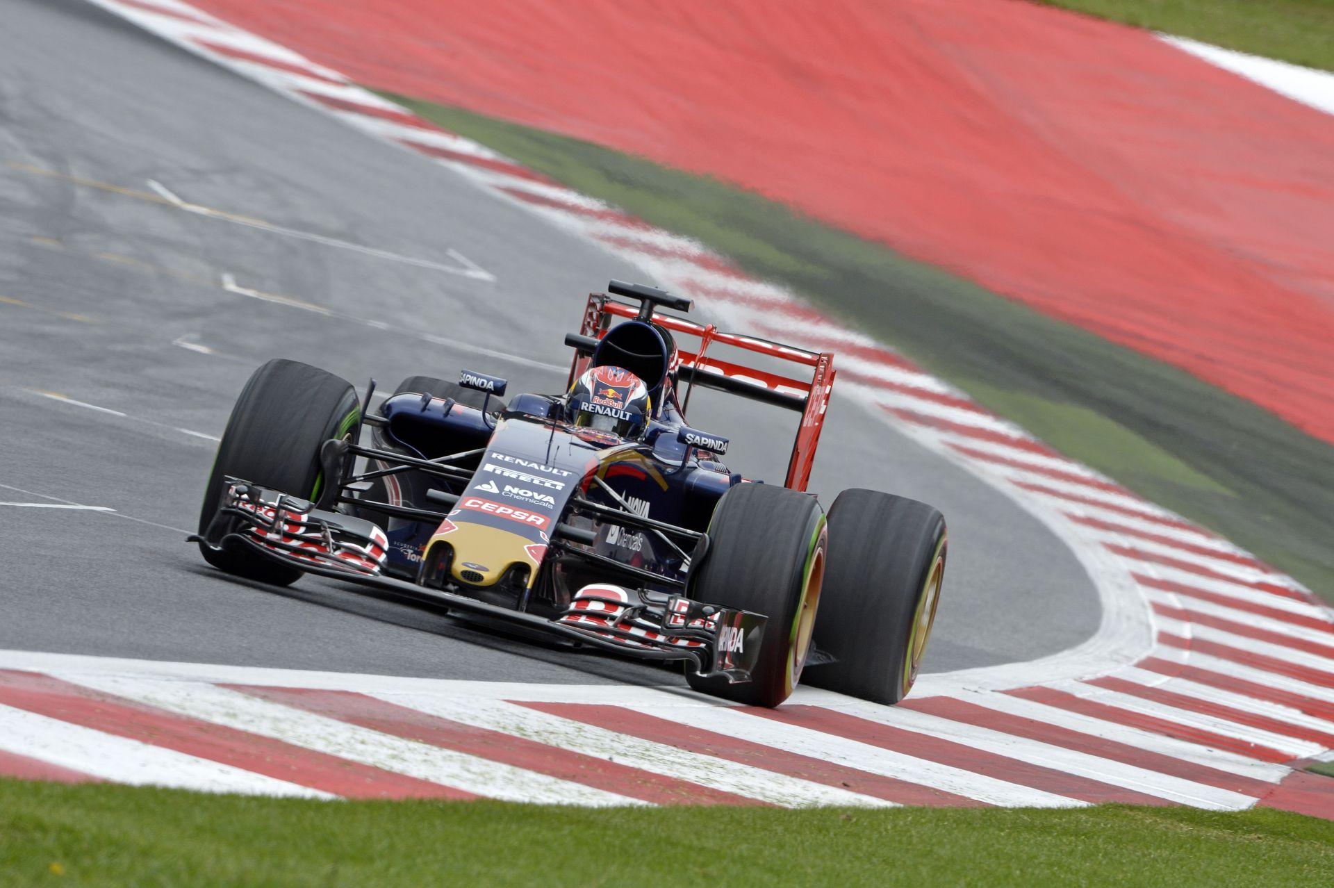 A Toro Rosso csalódott - egyszerűen több van bennük
