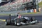Schumacher körbeautózása Barrichello ellen Japánban: Schumi kicsit megalázta a brazilt