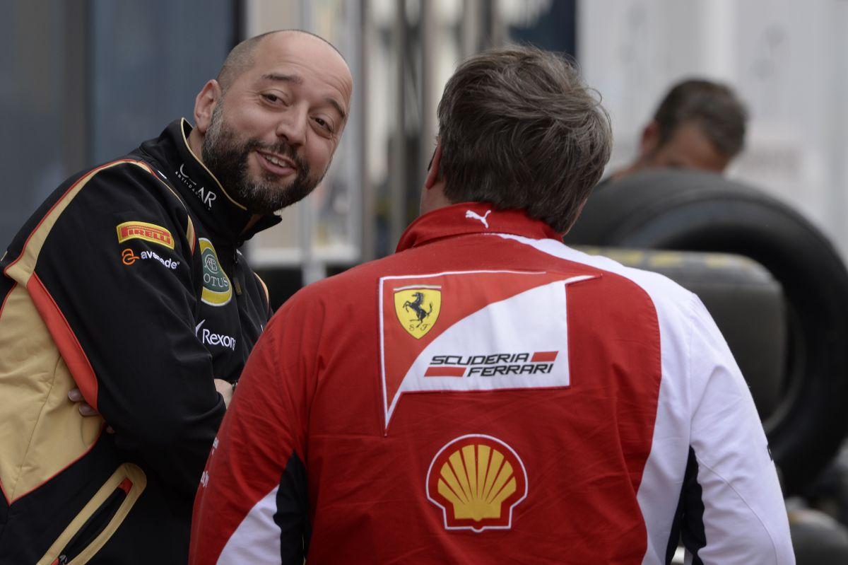 A Lotus ambiciózus terveket szövöget 2015-re: Dávid az F1 rosszindulatú világában