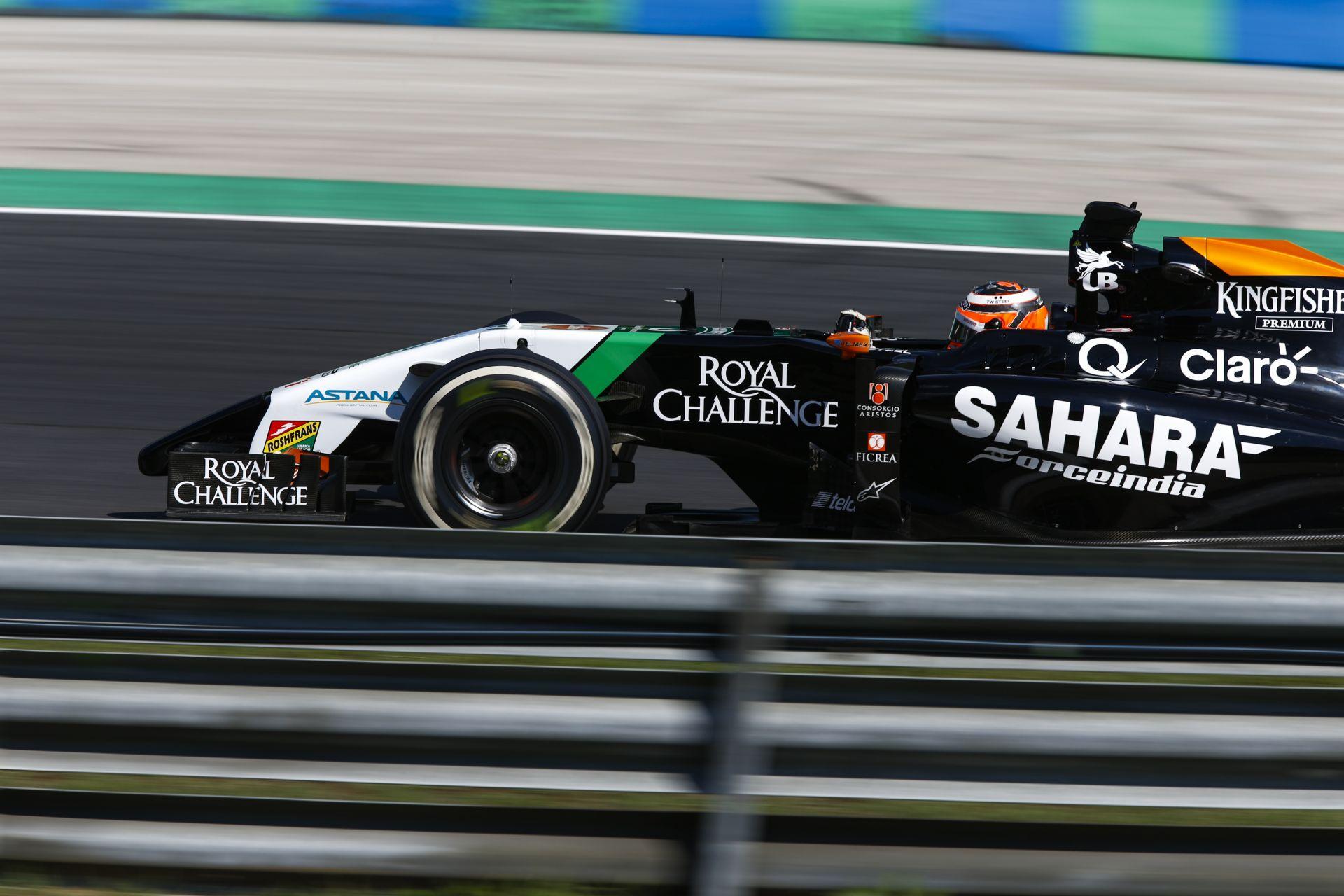 Force India: A magyarországi bukás után irány a legendás Spa