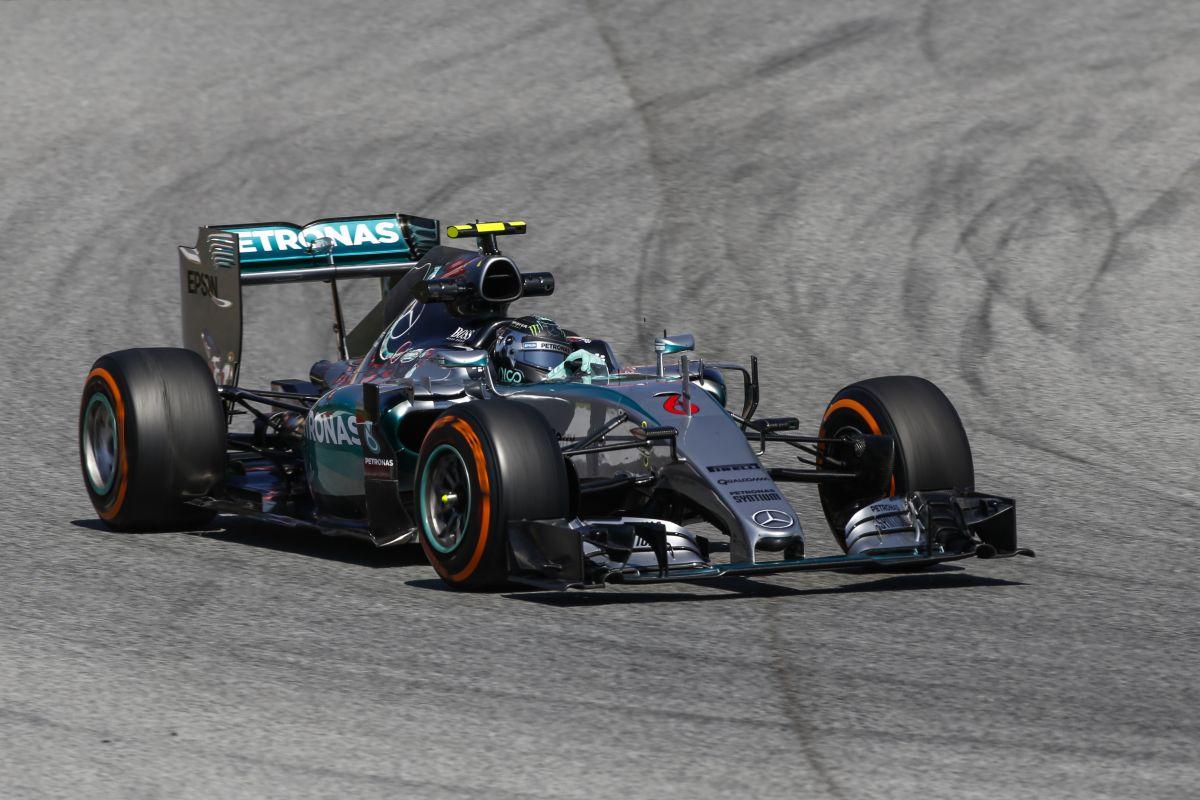 Rosberg sem érti, mi történt a katalán pályával: egy körön még van mit tennie