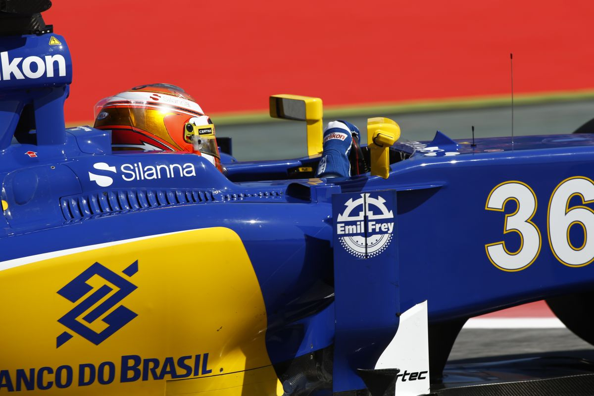 Még a fékpontok is hasonlóak az F1-ben és a GP2-ben: Marciello keményebbet várt