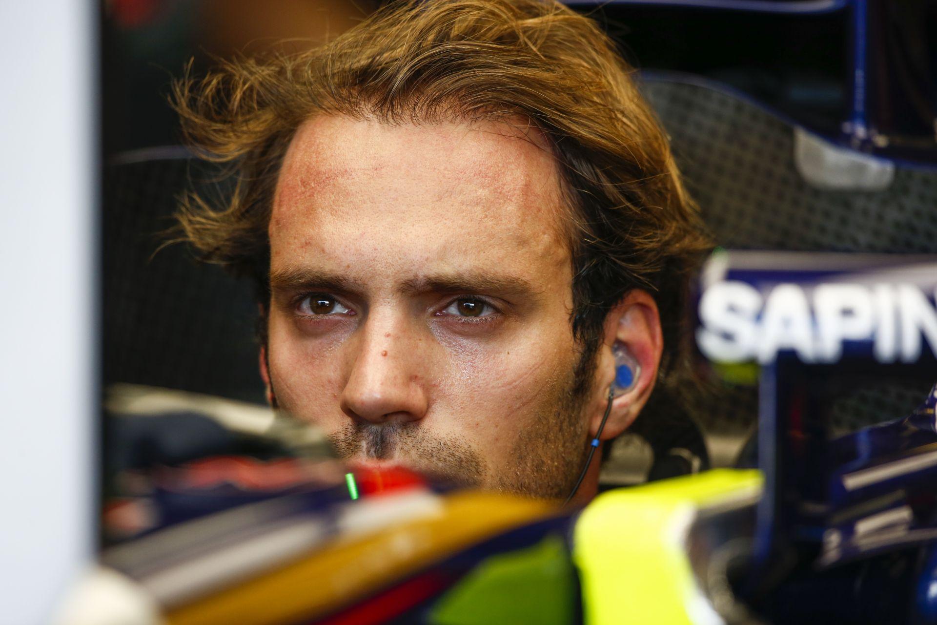 Vergne nem haragszik a Red Bullra, amiért elküldi őt a Toro Rosso csapattól