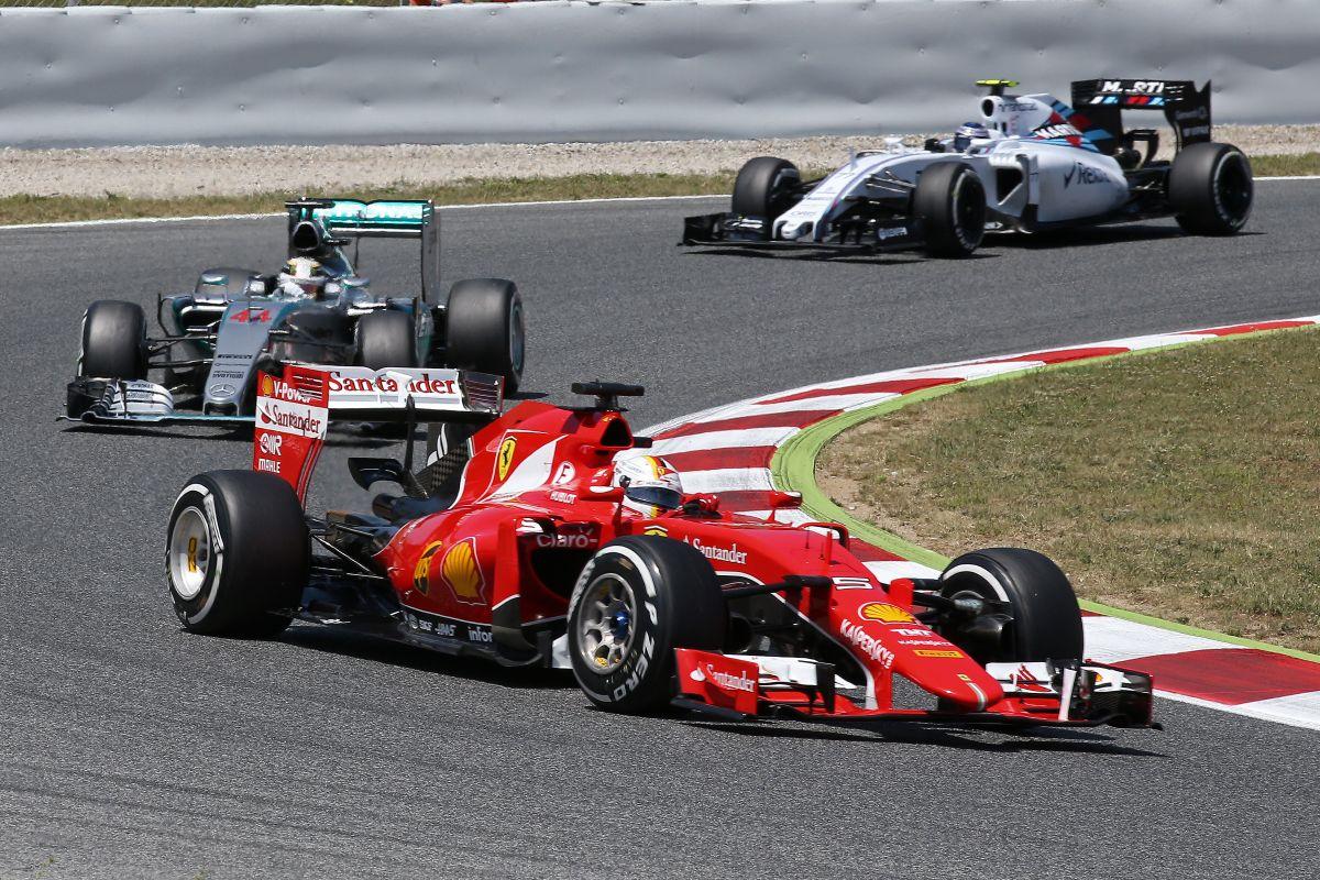 A Spanyol GP megmutatta, hol a Ferrari helye: a Williams kicsit közelebb került