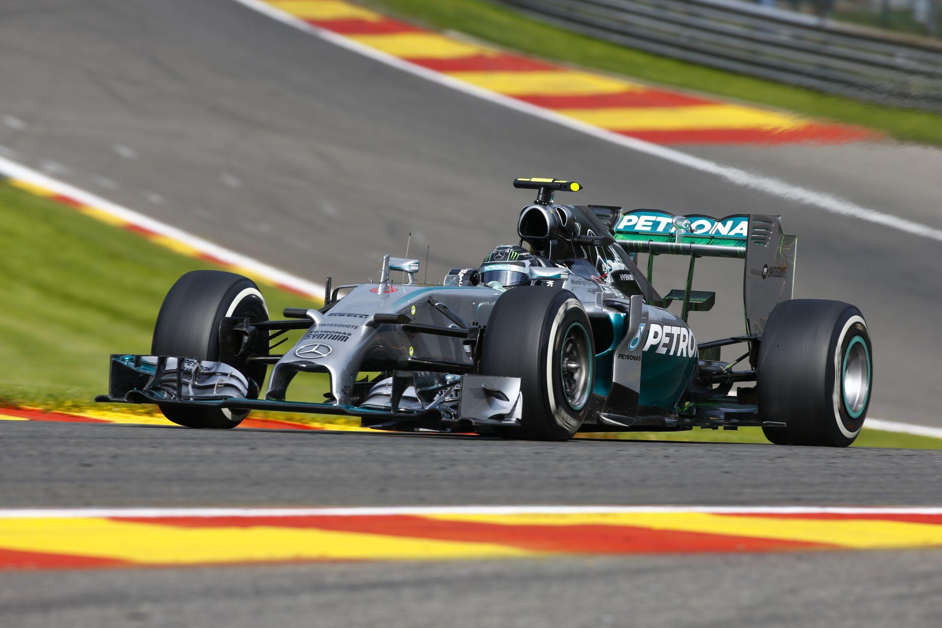 Rosberg: Még mindig a Mercedes a legjobb, de a Red Bull nagyon talált valamit