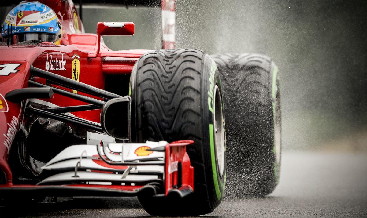 Raikkönen négyszer nyert Spában: Alonso örül, hogy a csapattárs előtt van a rajtrácson
