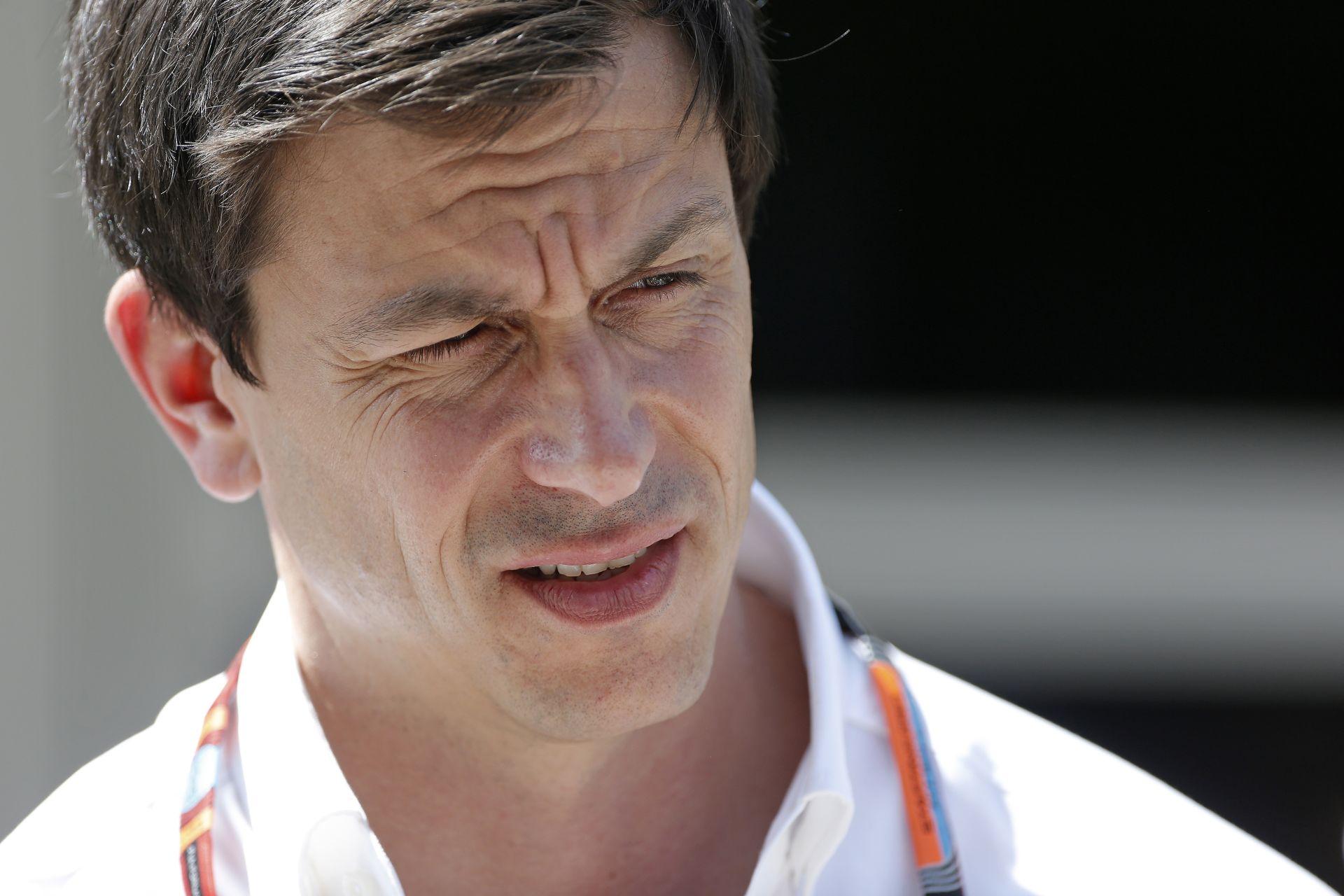 Toto Wolff szinte már csak a Mercedes F1-es csapatára koncentrál