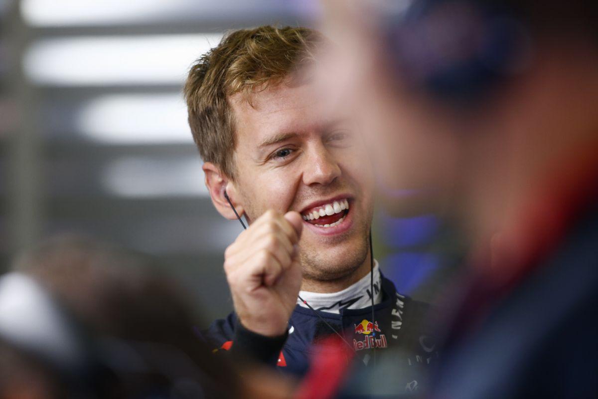 """""""Egészséges"""" Vettel 5. motorja: jöhet a komédia az utolsó versenyeken?!"""
