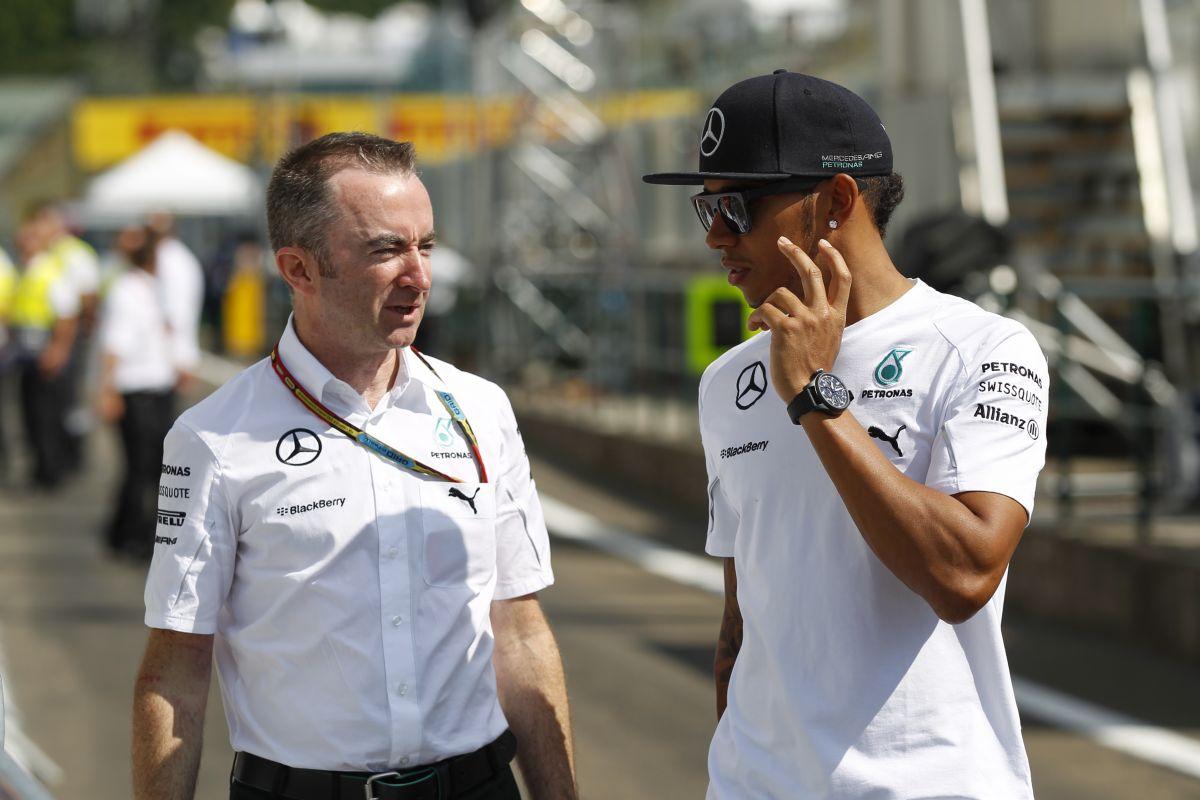 A Mercedes jegeli a szerződéshosszabbítást: első a bajnokság, utána leülnek Hamiltonnal