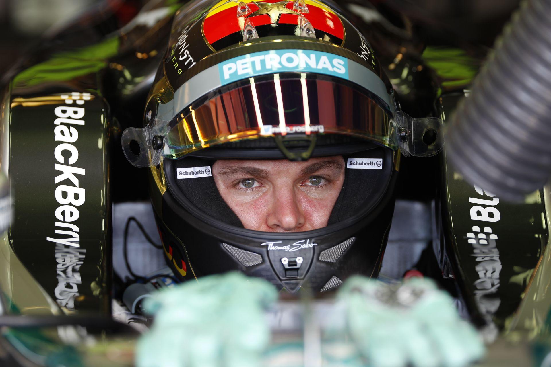 Rosberg: Bocsánatot kérek Hamiltontól és a Mercedestől!