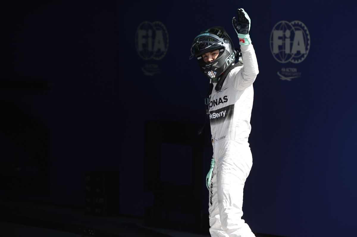 Rosberg pénzbüntetést kapott a Mercedestől: hat számjegyű az összeg