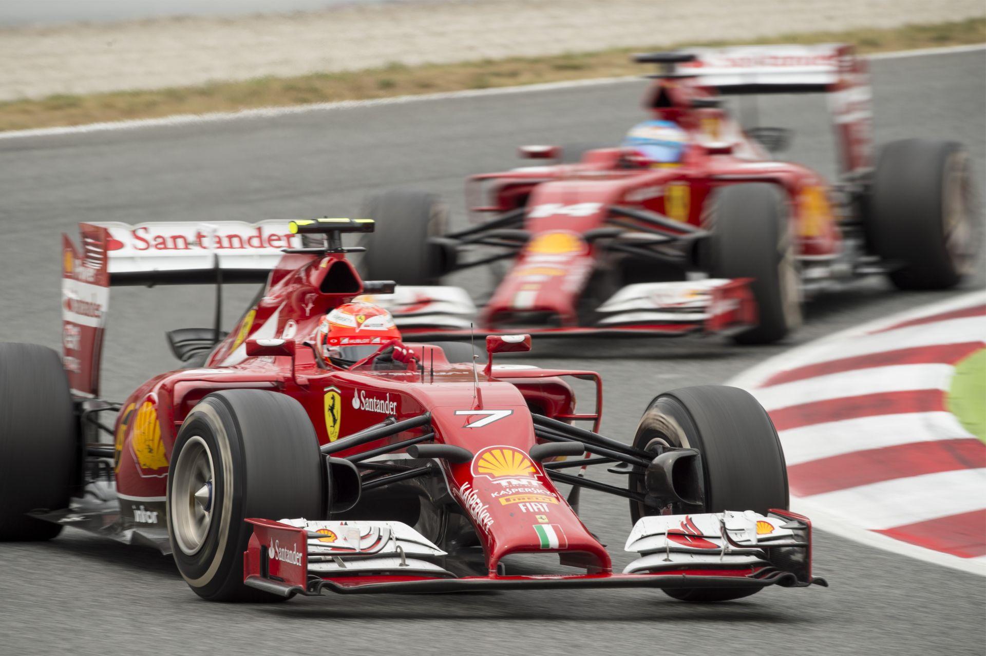 Levezető kör: A Ferrarinak valóban új versenyzőt kellene igazolnia? Inkább egy jó autó…