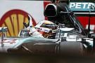 Hamilton világbajnokként viselkedik, és megbocsájt a Mercedesnek!