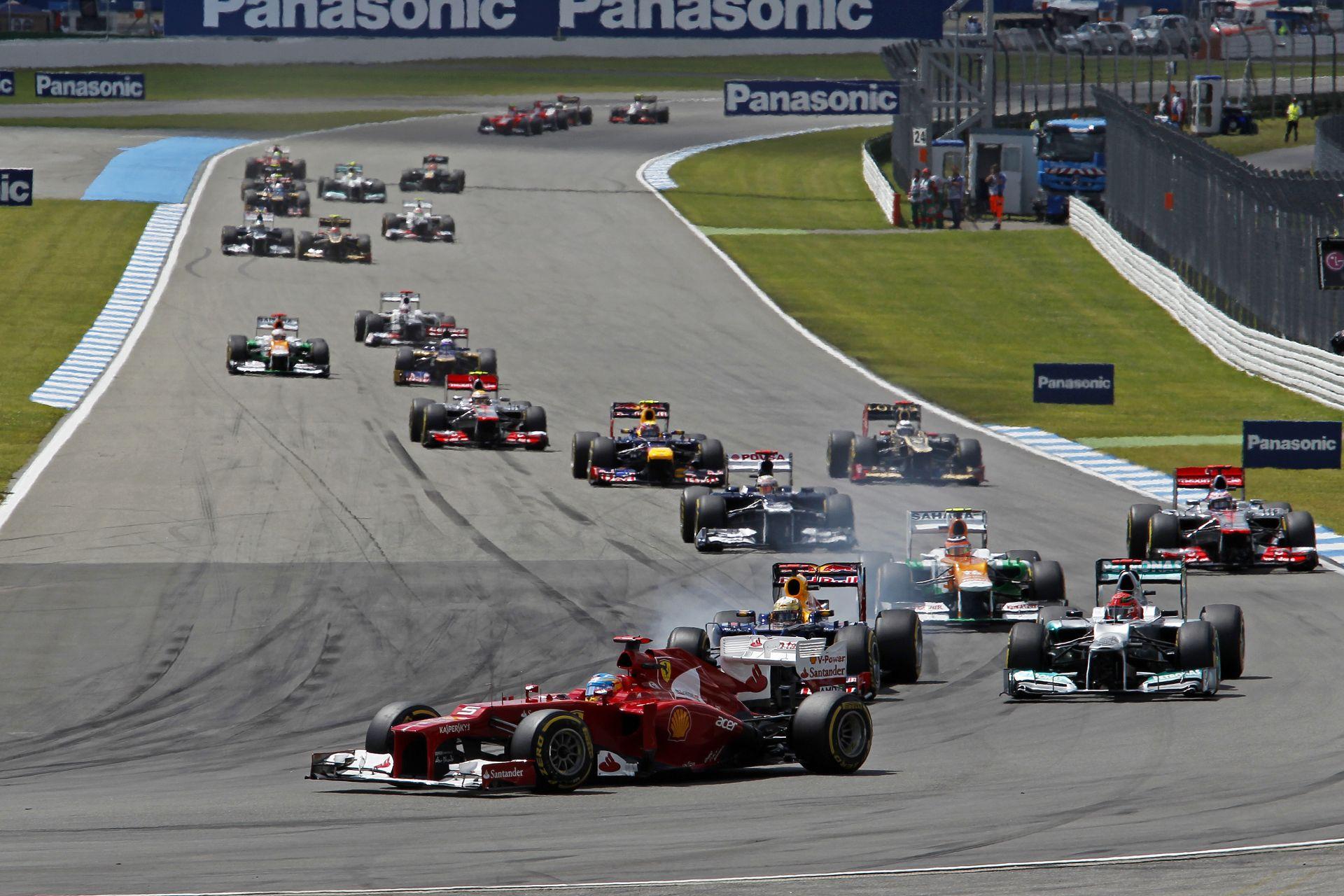 Vettel és Ricciardo izgatottan várja a Német Nagydíjat: Befogható a Mercedes?