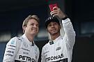 Hamilton 18 millió euróval fog többet keresni Rosbergnél a Mercedesnél