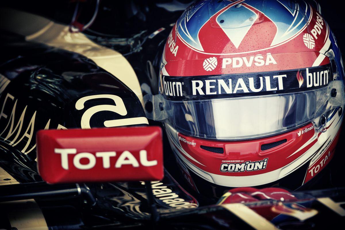 A Lotus a Portugál válogatott, Grosjean pedig Ronaldo