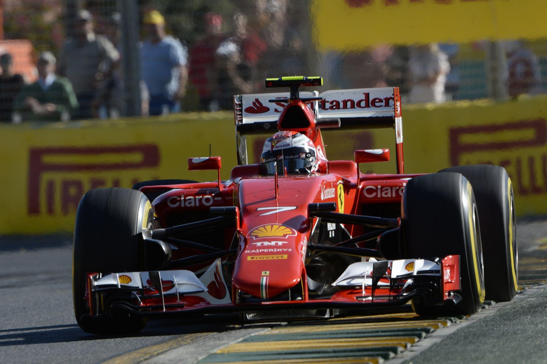 A Ferrarinál tudják, hogy Raikkönen mekkora értéket képvisel