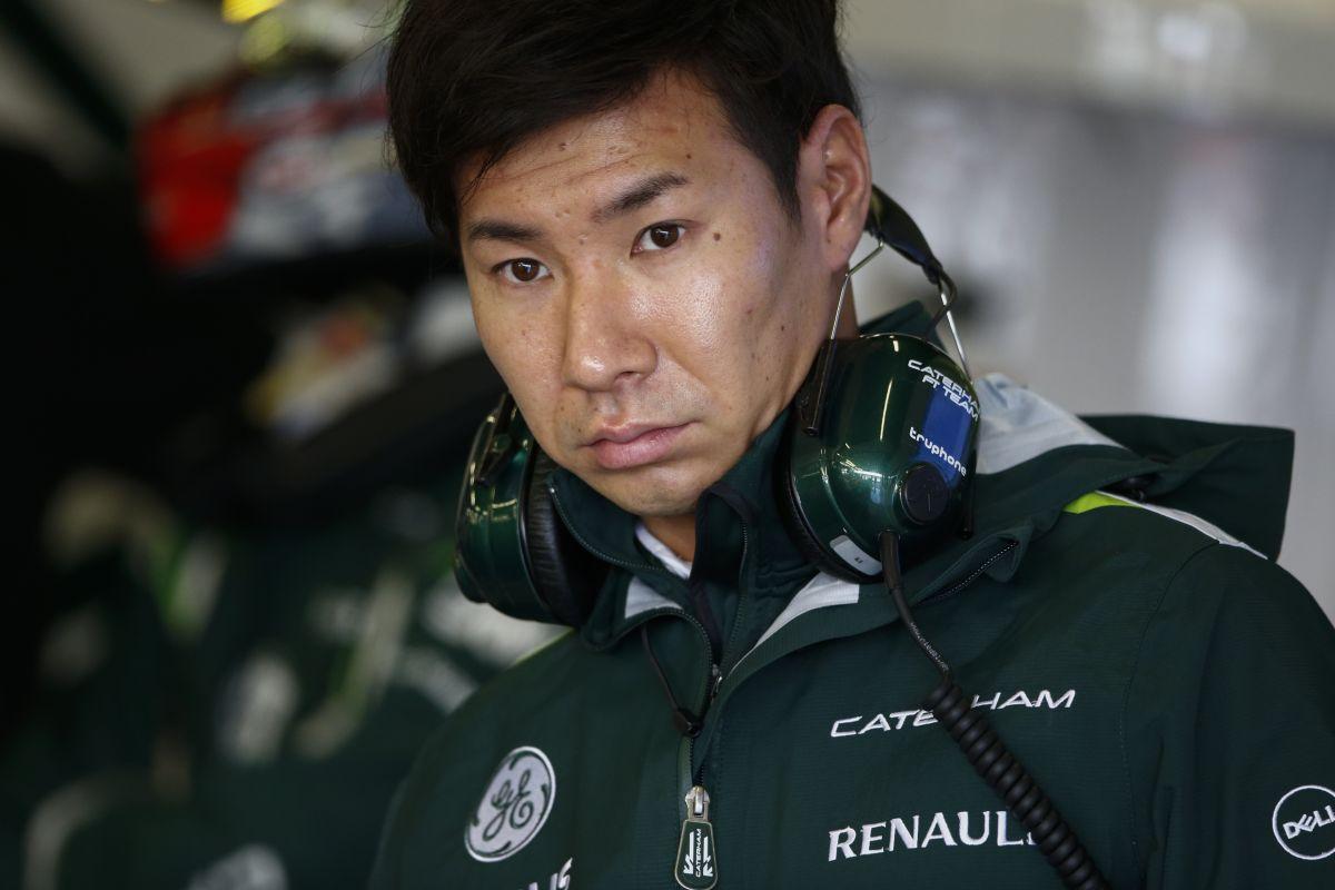 Kobayashi Kovalainen-szindrómában szenvedett ma: szivárgó üzemanyag miatt égett a gép