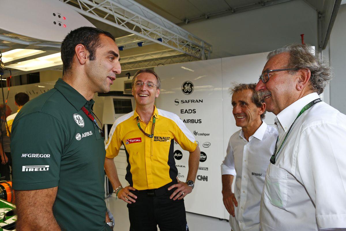A Renault 2015-ös motorja már fut a próbapadon: teljesen más helyzet