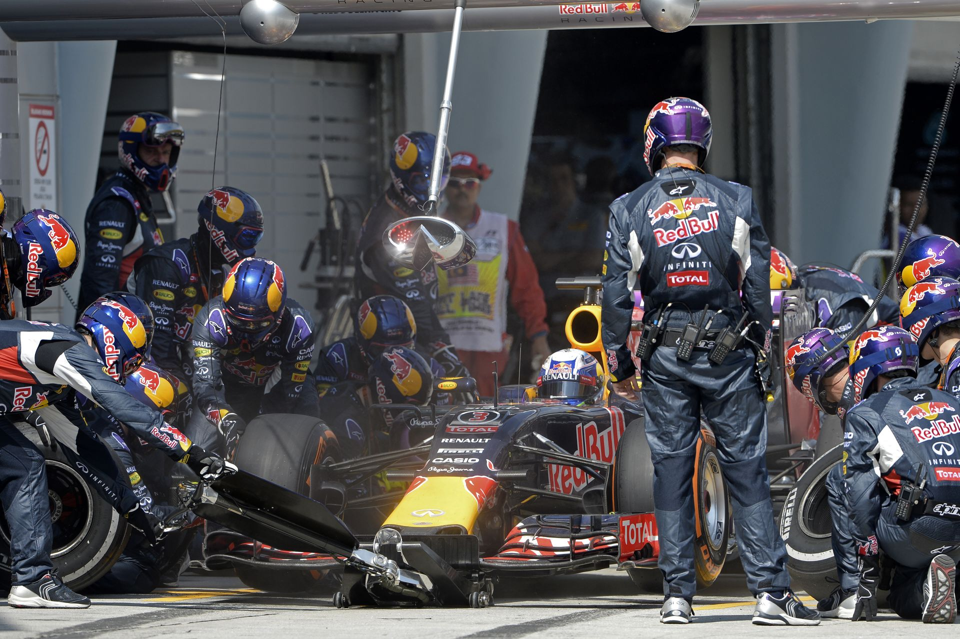 A Red Bull Kínában elkezd visszatérni az alapokhoz