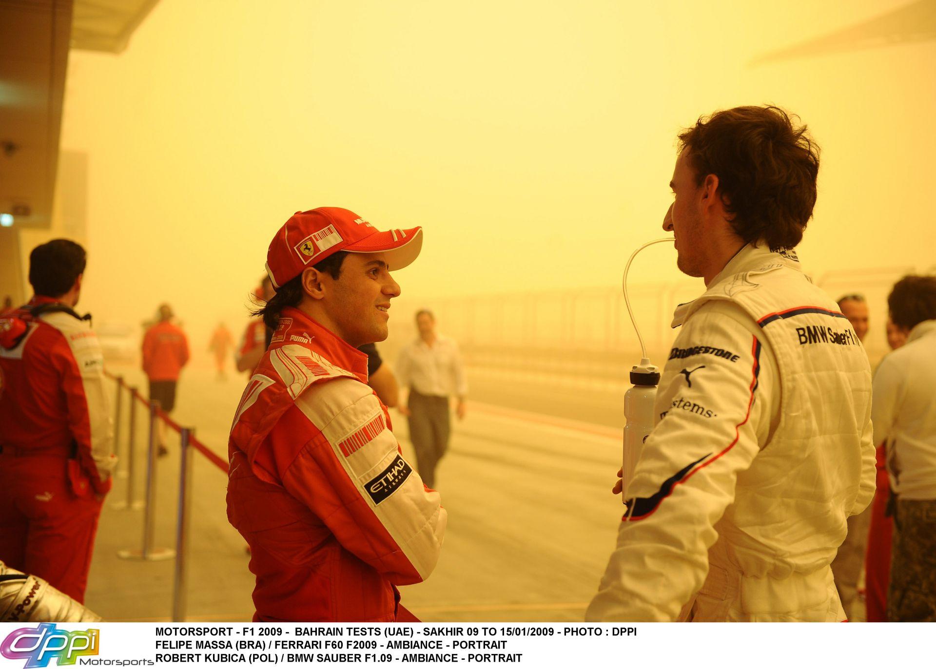 Ami eddig nemigen volt jelen a Forma-1-ben: Homokviharok okozhatnak gondot a Bahreini Nagydíjon