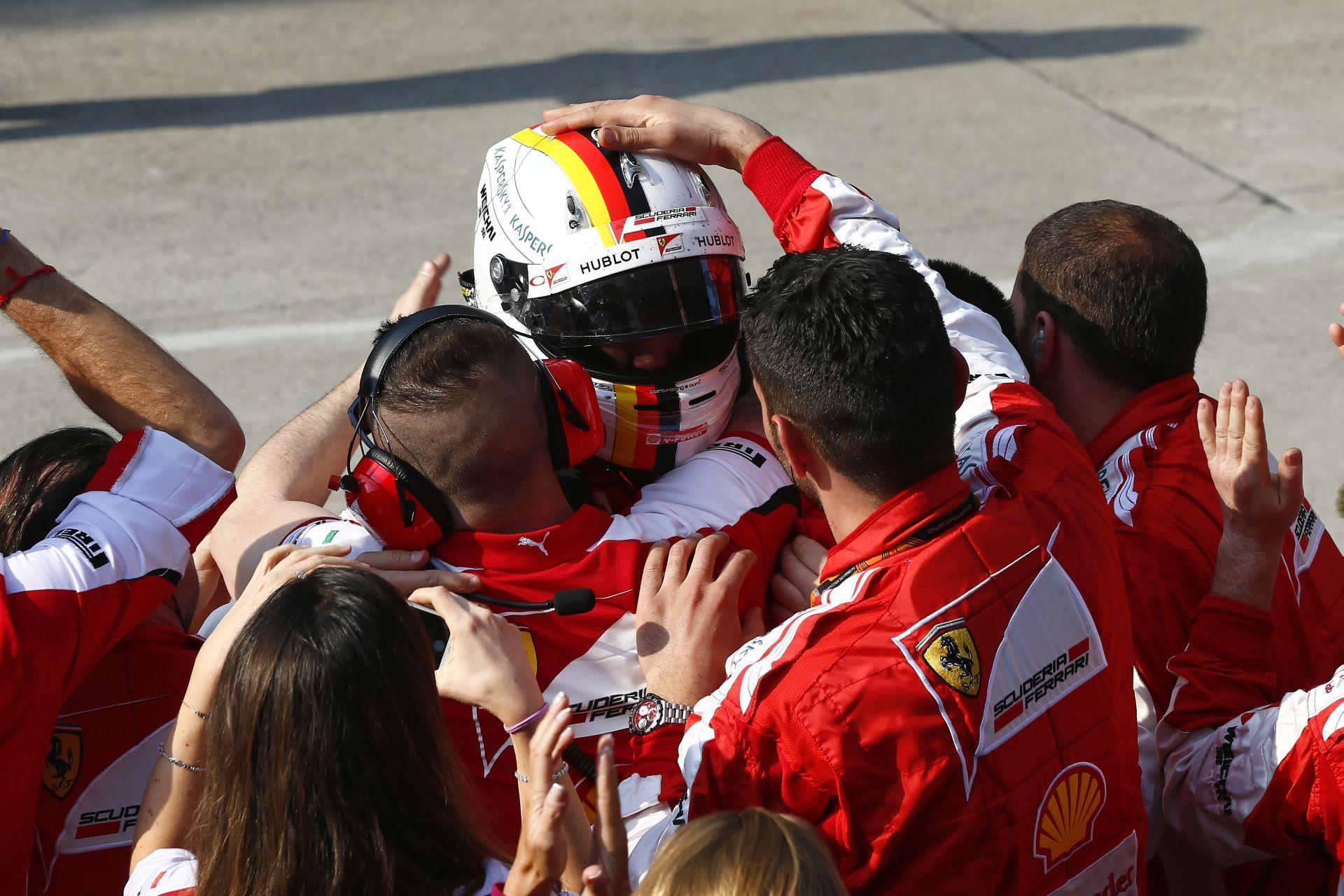 Ferrari: Ismét ragyoghat az olaszok csillaga a bahreini éjszakában