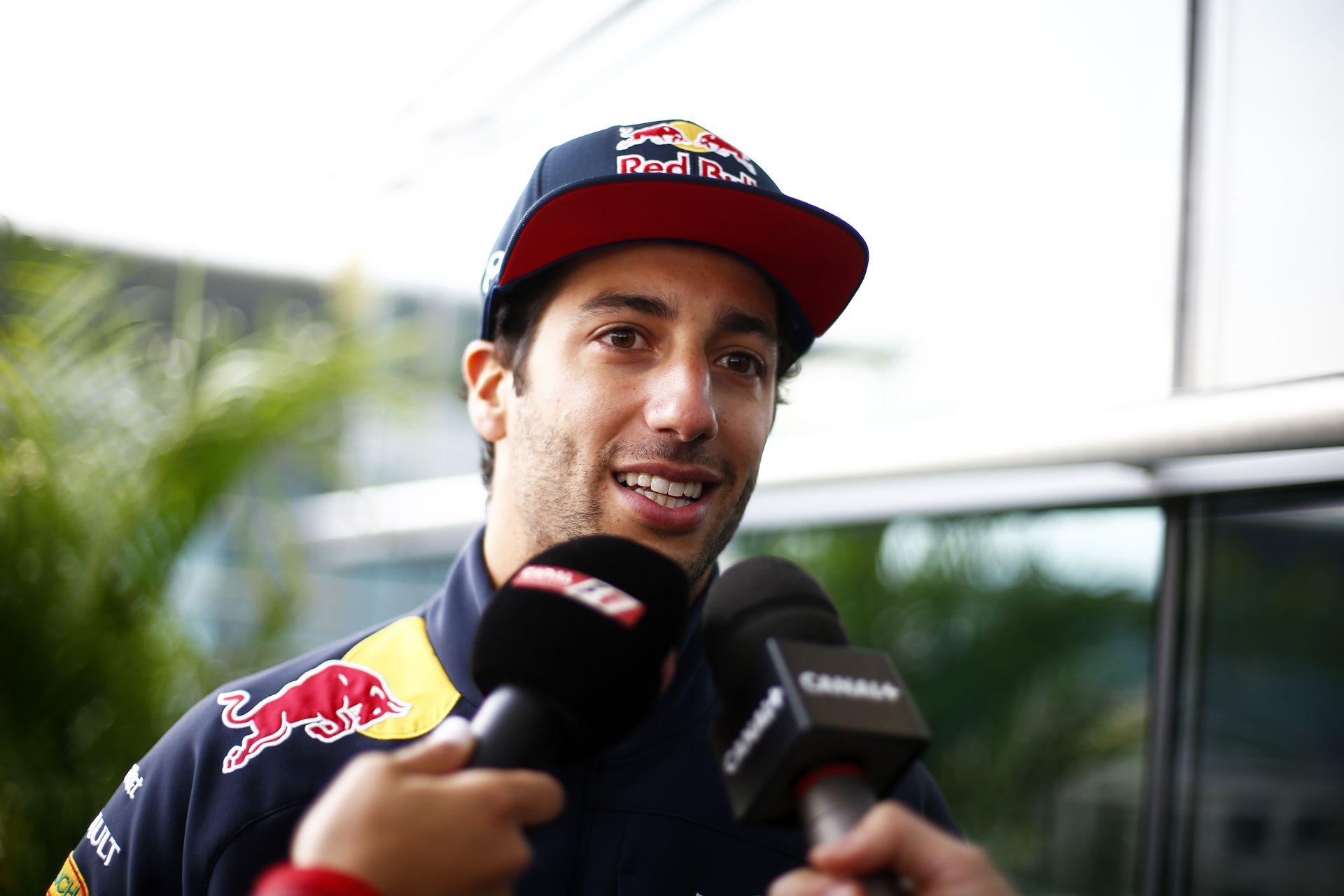 Ricciardo Laureus-díjat nyert, Hamilton és a Mercedes semmit sem kapott