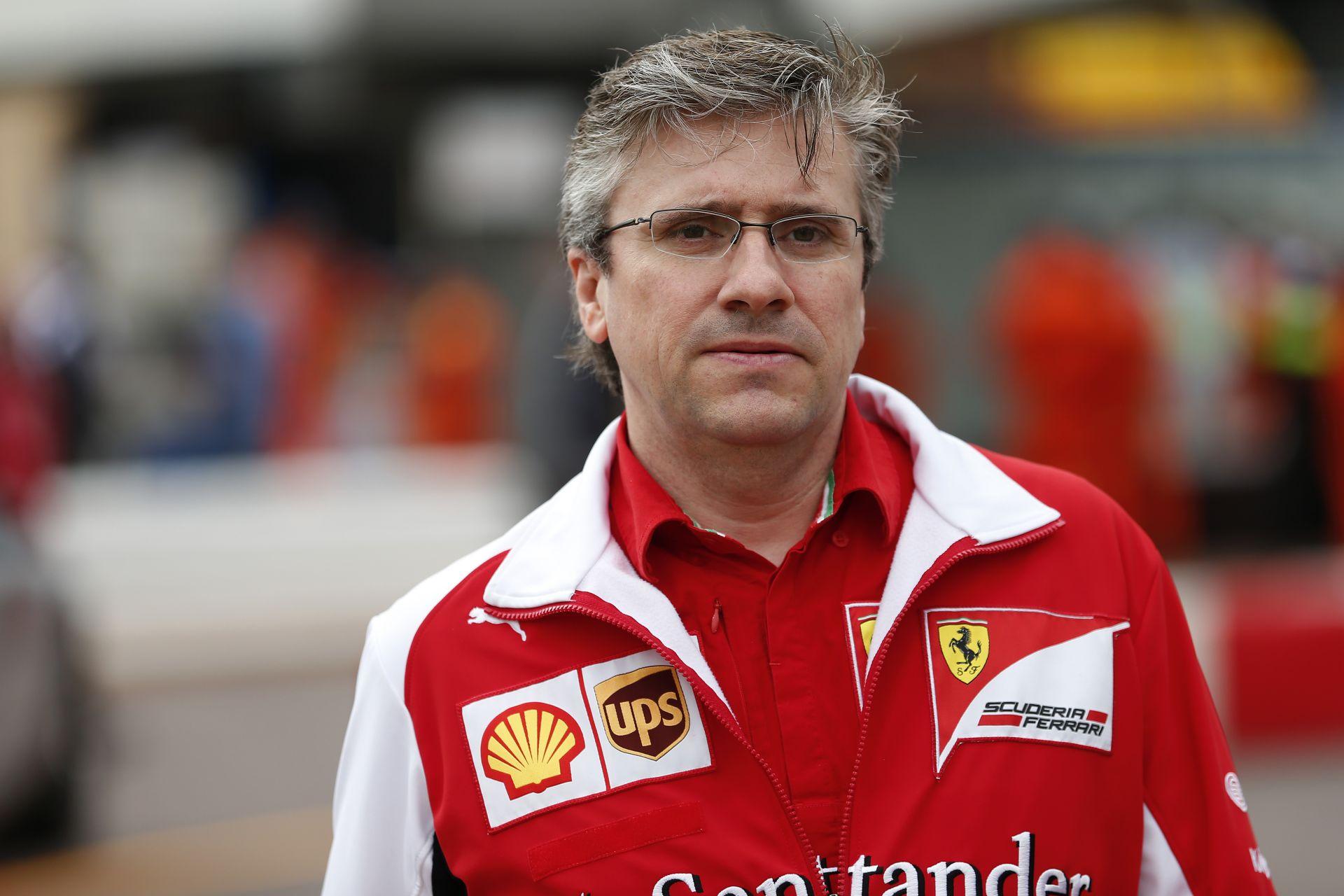 Fry az újabb nagy áldozat a Forma-1-ben? A Ferrari egyelőre tagadja a szakember kirúgását!