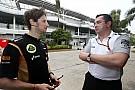 Grosjean a McLaren-Hondával tárgyal: Érik az egyik szenzáció 2015-re?