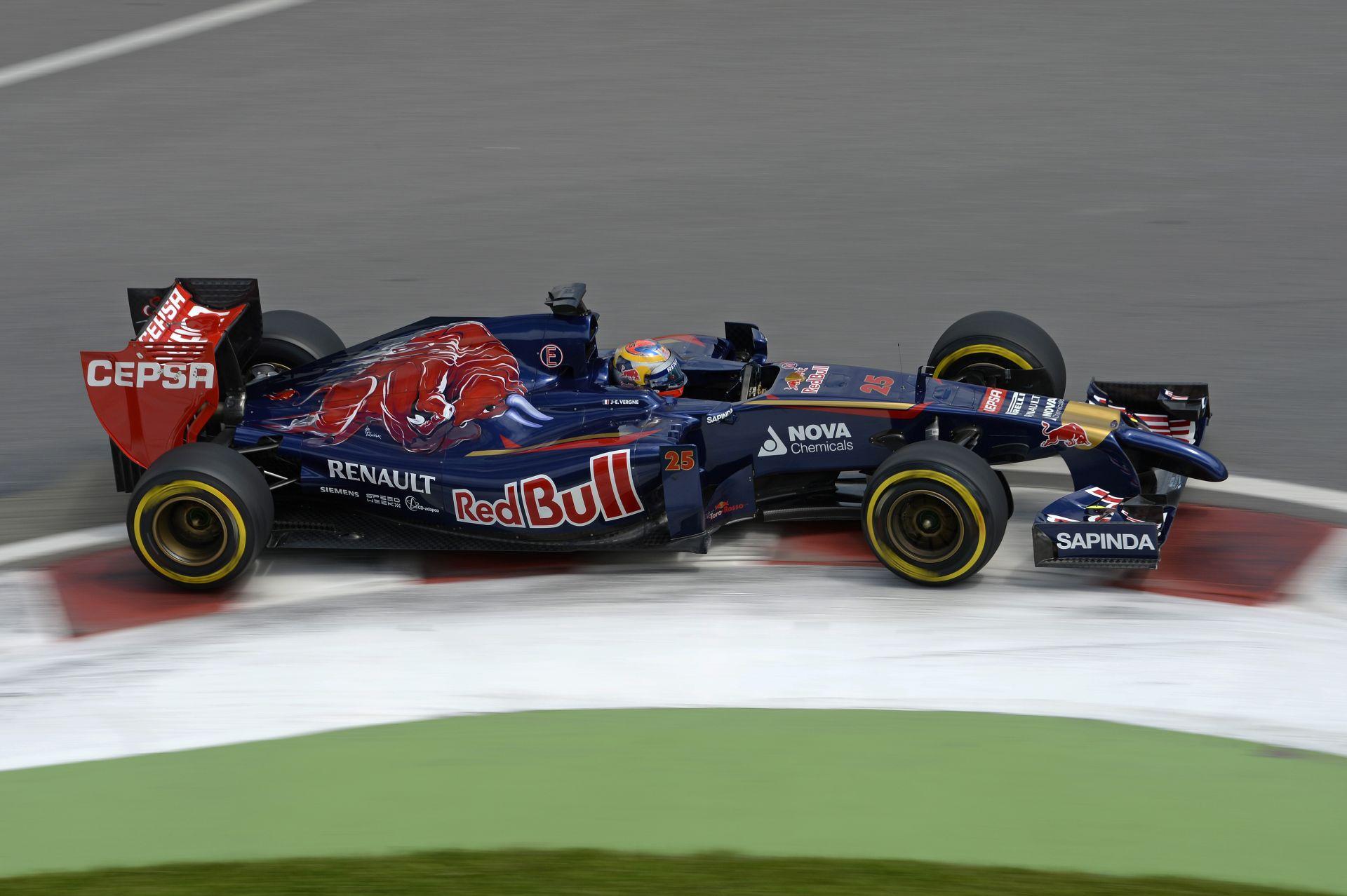 Toro Rosso: Jó esélyekkel a kanadai verseny előtt