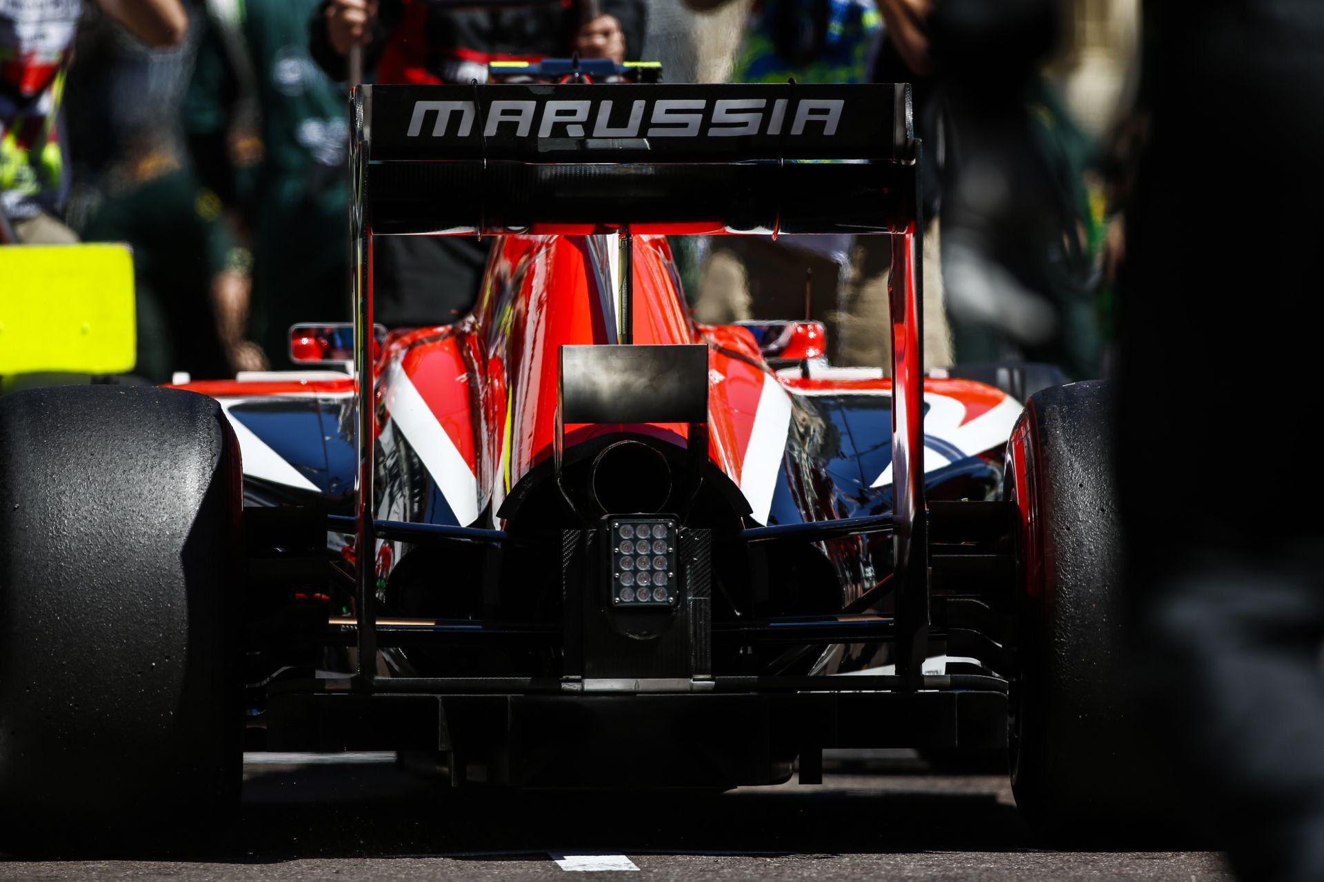 A Marussia csapatfőnökét nem nagyon érdekli, hogy kiütötték egymást a pilótái