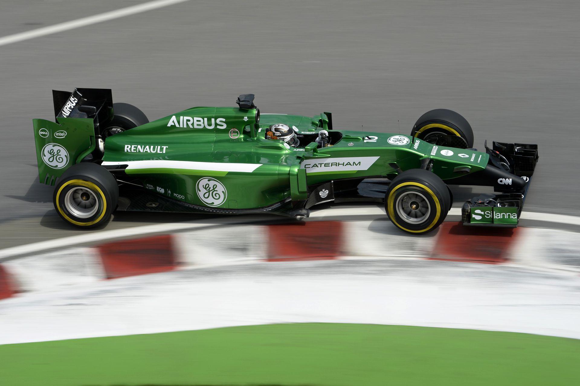 Röviden: A Caterham tagadja, hogy azonnali hatállyal kiszállna az F1-ből
