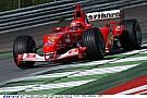 Schumacher és az üvöltő Ferrari az A1-Ringen: Hangolódás az Osztrák Nagydíjra
