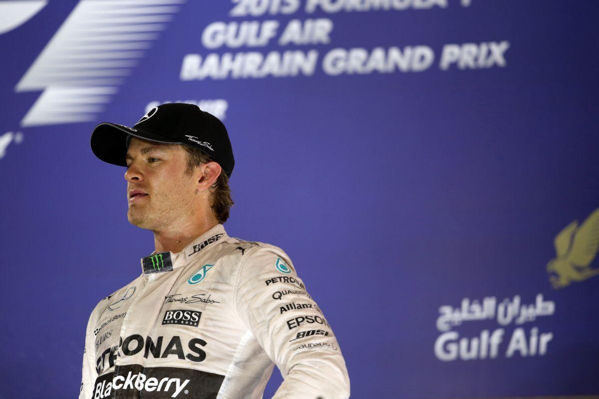 Rosberg nem jó színész - Schumacherrel ugráltak volna örömükben egy-egy dobogó után