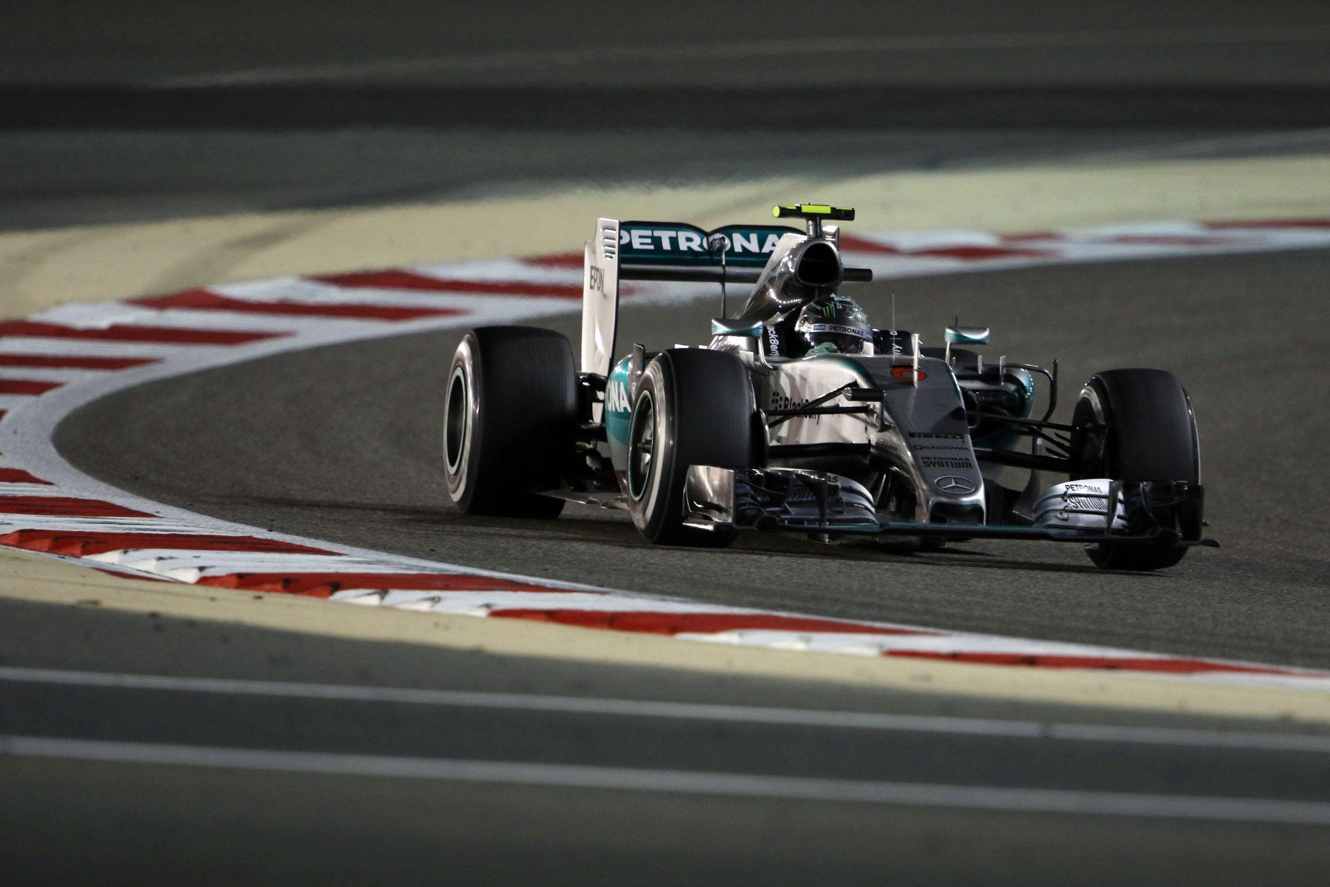 A Mercedes csak a szezon második felében veti be a megmaradt zsetonjait