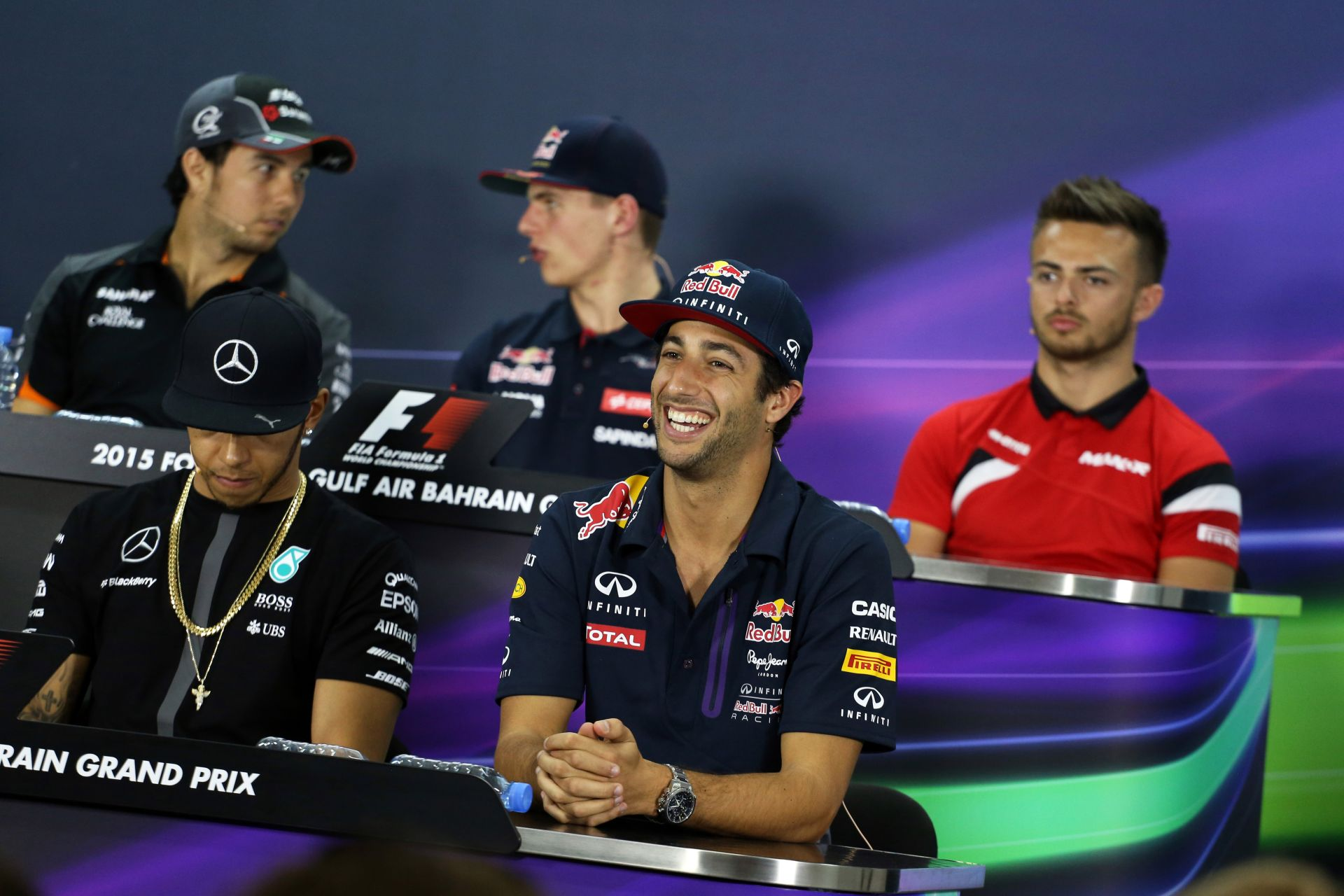 Christian Hornert igazán lenyűgözte Daniel Ricciardo