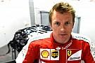 Ez nem a tavalyi Raikkönen és Ferrari