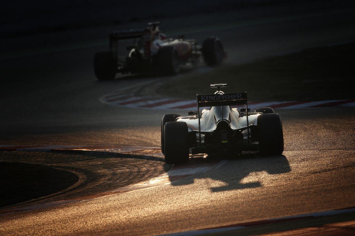 Force India: pontszerzés a harmadik-negyedik futamon