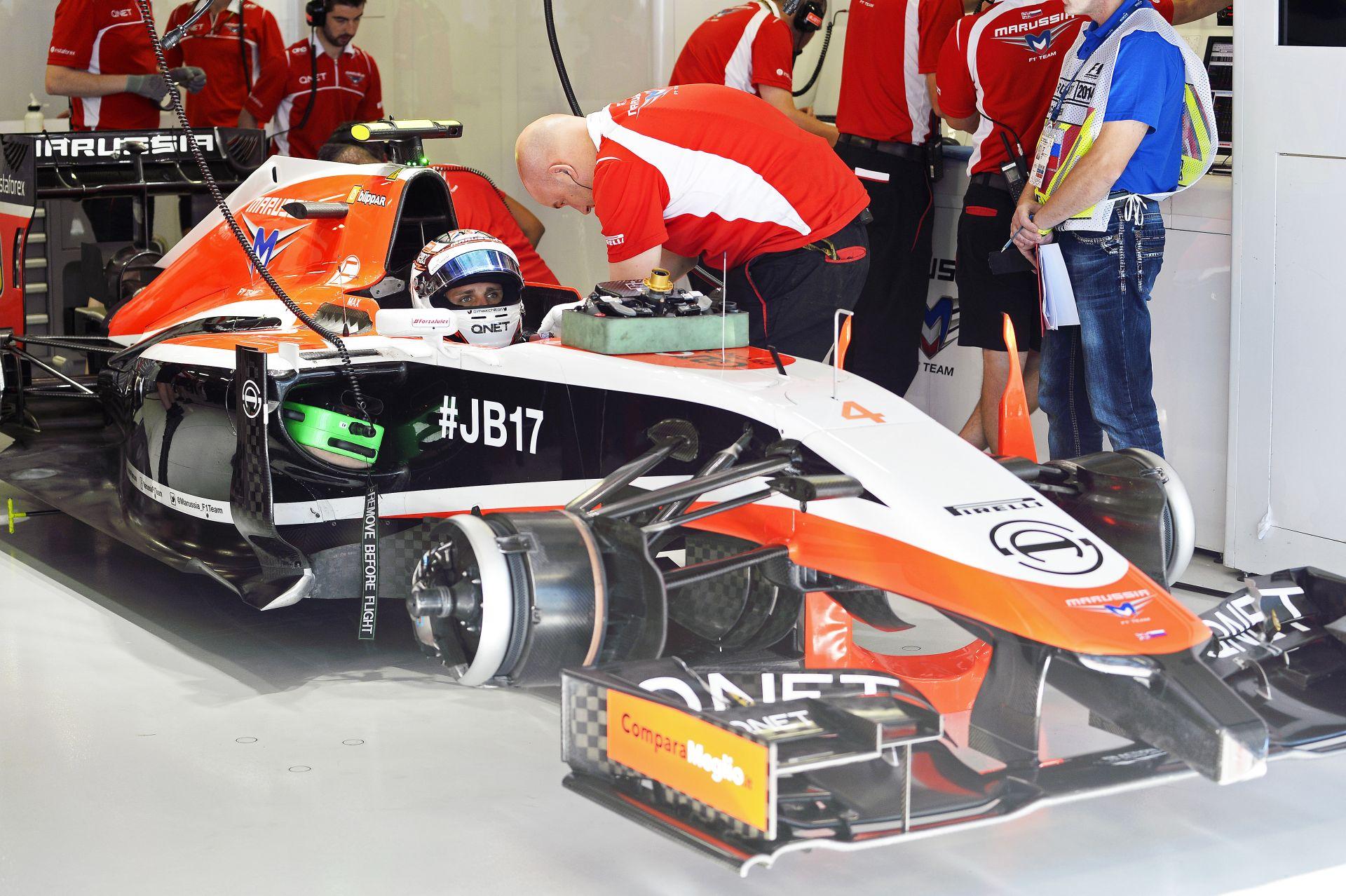 Egy fiatal és nagyon ígéretes versenyzőt szerződtethet a Manor F1 Team