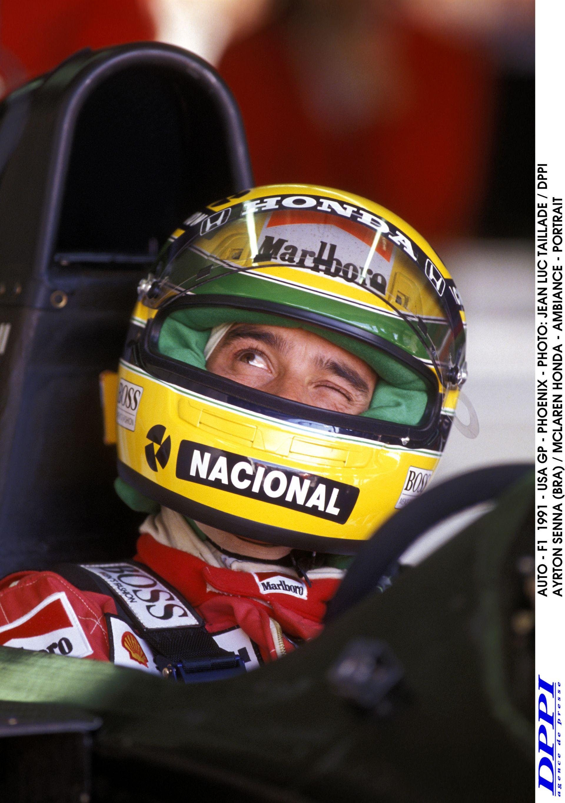 Ayrton Senna és a belga rekord – 1991, Belgium