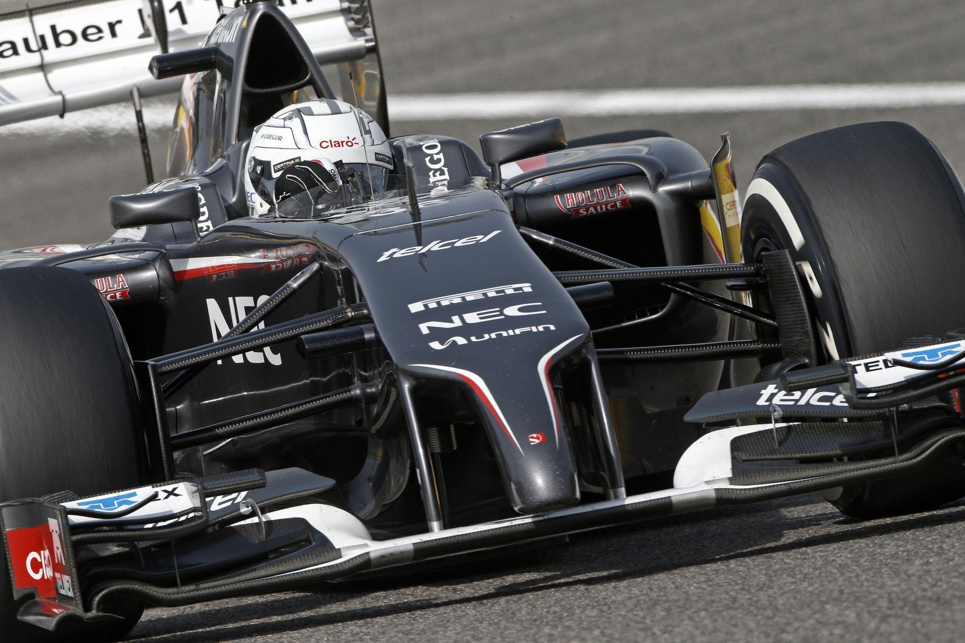 Jelentősen átalakul és könnyebb lesz a Sauber a Spanyol Nagydíjra