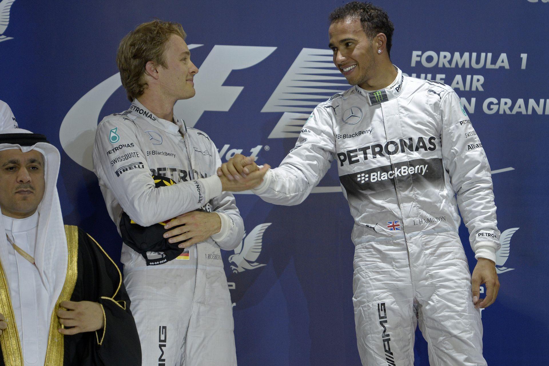 Rosberg: Képes vagyok legyőzni Hamiltont és nem adom fel!