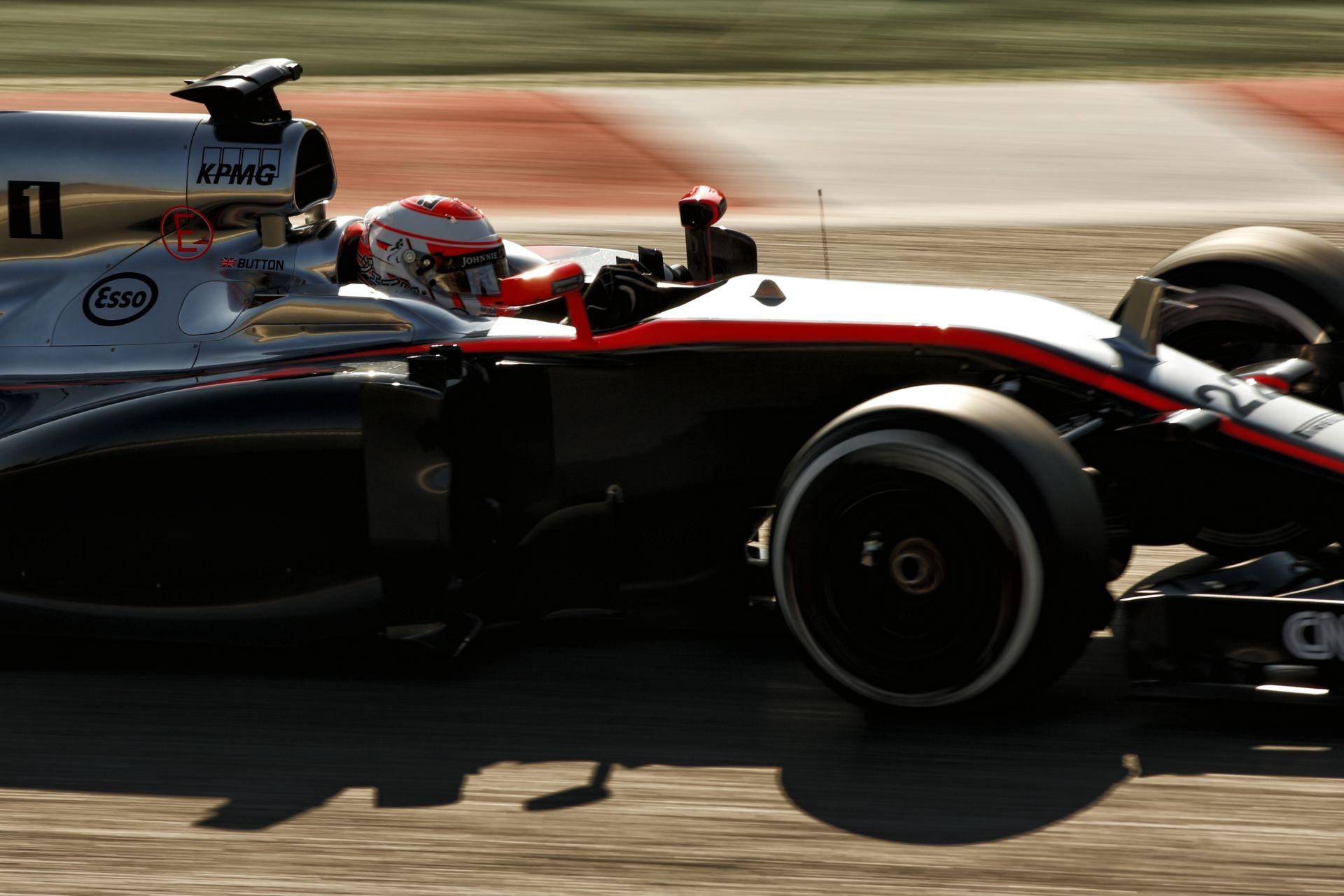 McLaren: Sokat szenvedtünk, és fogunk is még, de az MP4-30 egy nagyon jó autó lehet