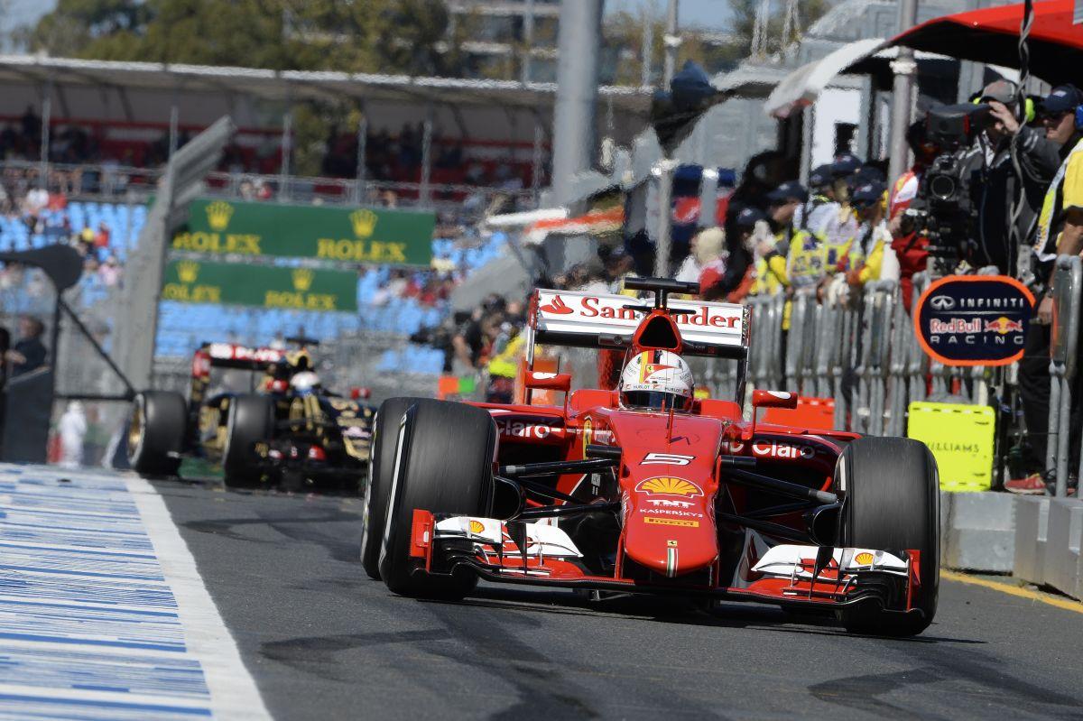 Vettel azt kívánja, bárcsak lenne egy kristálygömbje