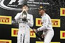 Röviden: A Mercedes semmit sem bíz a véletlenre