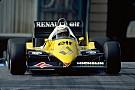 A Renault a turbómotorok előtt tiszteleg Silverstoneban: Prost és Senna autója - fantasztikus képgaléria a korszakról